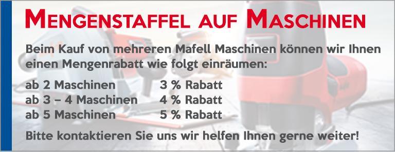 Mafell Aktion